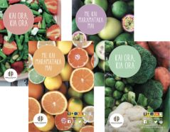 5 A Day Te Reo Poster Set
