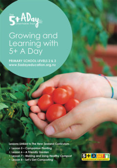 Growing And Learning With 5 A Day Lessons 5 8