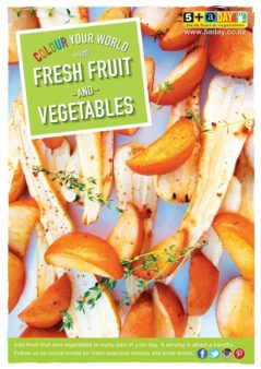 Roast Parsnip And Nashi Pear Poster