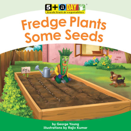 Bk 1 Fredge Plants Some Seeds Final V2 Cover